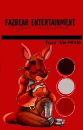 Fazbear Entertainment by captaiinhookiism