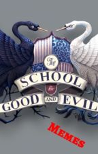 School for Good and Evil Memes by Hesters_Demon
