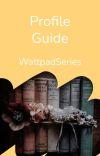 WattpadSeries: Guidebook cover