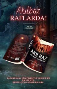 AKILBAZ ❅ CANBAZ +18 (K.A.Ç SERİSİ 1 VE 2) cover