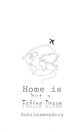 Home is but a fading dream by SabrinaWonders