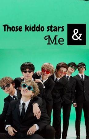 Those kiddo stars and me  by callmedaisy9
