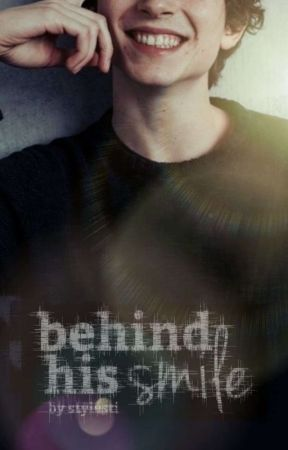 Behind His Smile | boyxboy [PAUSIERT]  by stylesti