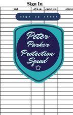 Peter Parker protection squad list by JennasArtMostlyWritn