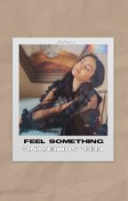 feel something - tom holland  by hevunly