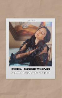 feel something - tom holland  cover