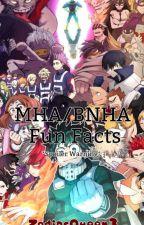 MHA/BNHA Fun facts by ZodiacQueen3