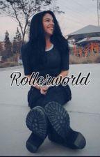 RollerWorld ×Jamal Turner× by EUPHORICXX___