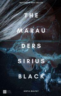 The marauders    Sirius Black cover
