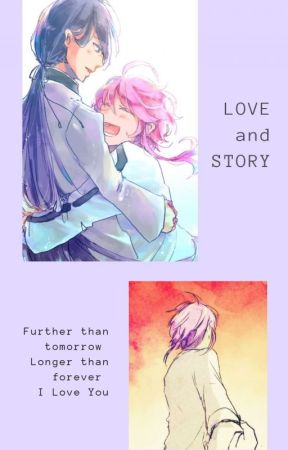 Love and Story • Jakuramu • by Shiragiku_09