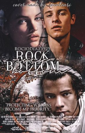 Rock Bottom (Harbara) by Rociodiaz1525