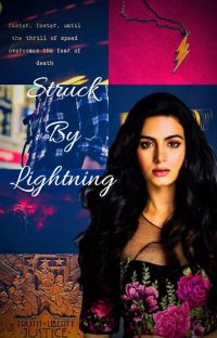 Struck By Lightning (1)The Flash cover