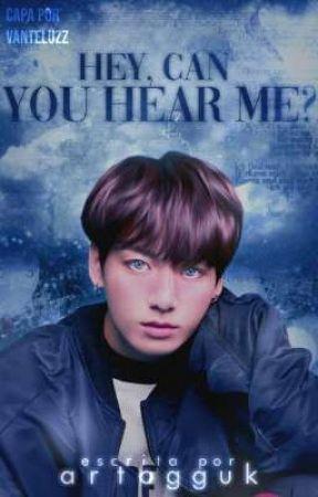 Hey, can you hear me? | JJK by artogguk
