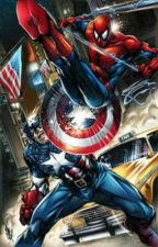 Spider-Man VS Avengers-Caça à Aranha by JPBlack120