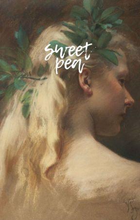 sweet pea  by horanstan