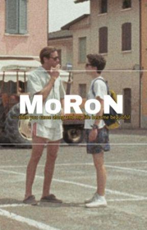 MoRoN/مُغفل .  by saligth