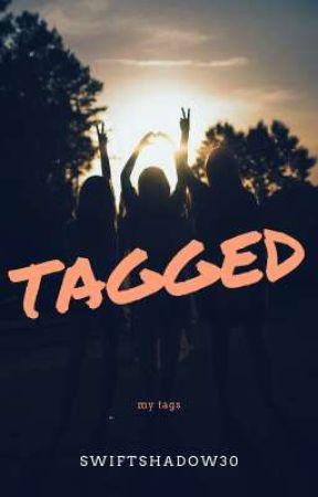 Tagged by swiftshadow30
