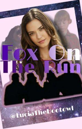 Fox On The Run by LuciaTheHootowl