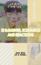 x1 reactions, scenarios and imagines [DISCONTINUED] by doodoyoung