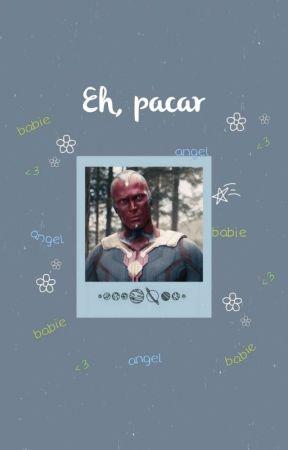 Eh, Pacar 「 Marvel 」 by miilomiloo