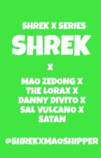 SHREK X MAO ZEDONG X THE LORAX X DANNY DIVITO X SAL VULCANO X SATAN by shrekxmaoshipper