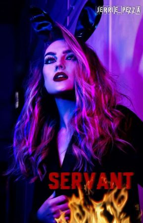 servant ❥ jerrie by jerrie_pezza