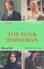 The Four Horsemen (Twilight Version) by Lone-wolf-fanfics