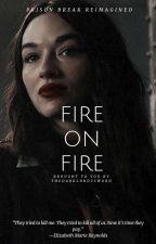 fire on fire / prison break by thedarklordssword