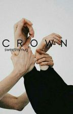 crown || larry a/b/o  by sweetnsmug