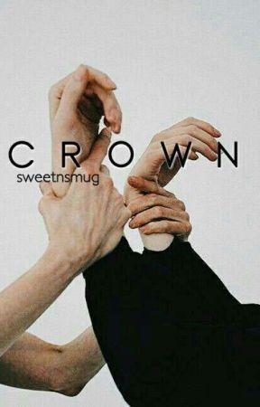 crown || larry a/b/o  by sweetnsmug
