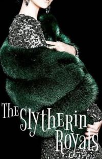 The Slytherin Royals cover
