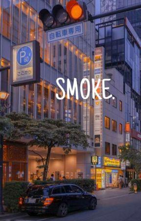 SMOKE.   SEUNGJIN by youwanttobangchan