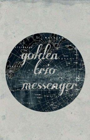 golden trio messenger by -oniryczna
