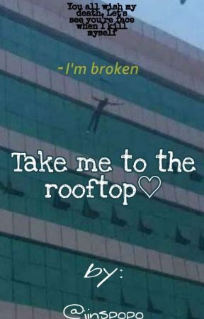 ♡Take me to the rooftop♡ Tk OS  by jinspopo