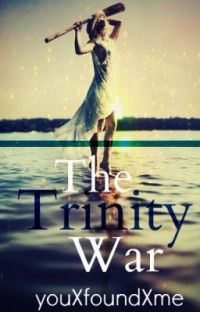 The Trinity War (Book 3 of the Trinity series) cover