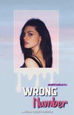 Wrong Number | Matt Daddario by iovemay