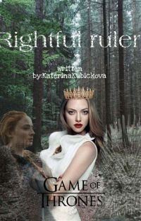 RIGHTFUL RULER (GOT FF) cover