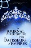 Le journal de réécriture des bâtisseurs d'empires cover