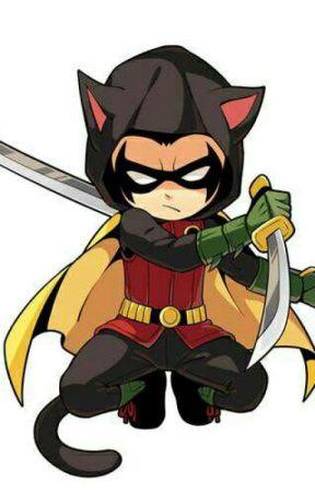 Damian wayne and Teen Titans one shots by rinharukorin