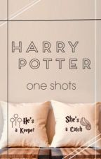 Harry Potter One Shots by LikeFireInWater
