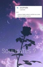 Soulmates ?~ Klaus Mikaelson by Imsoboreddddd