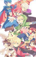 Smash Ultimate x Reader by Gookip