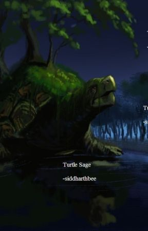 Turtle Sage by siddharthbee