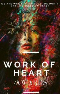 Work Of Heart Award (Close -open For Judges) cover