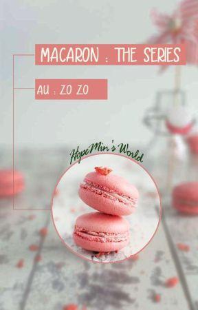 [SERIES] HOPEMIN - MACARON by hopeminworld