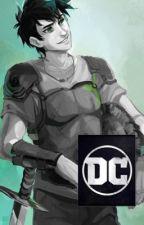 The Fallen Hero Of Olympus (Percy Jackson & DC Crossover) - Being Rewritten by luko_uliuli