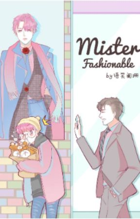 Mister Fashionable [PT-Br] by Eilleen__