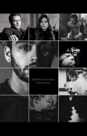 Beneath the lies by v_splendour