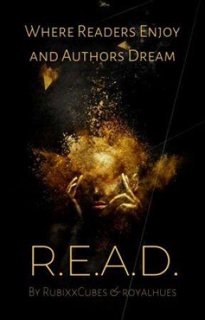 R.E.A.D. Book Club by READBC