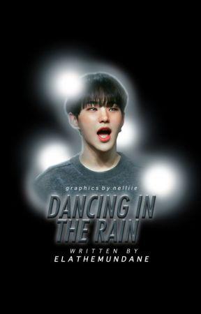 dancing in the rain⎥ kwon soonyoung by elathemundane